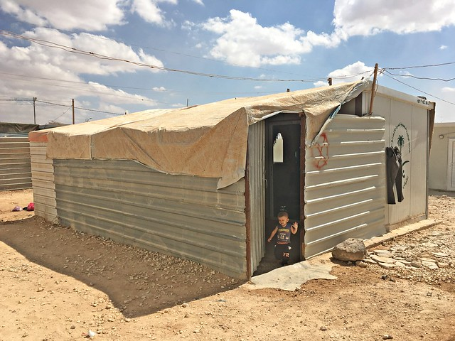 Healthy housing for refugees