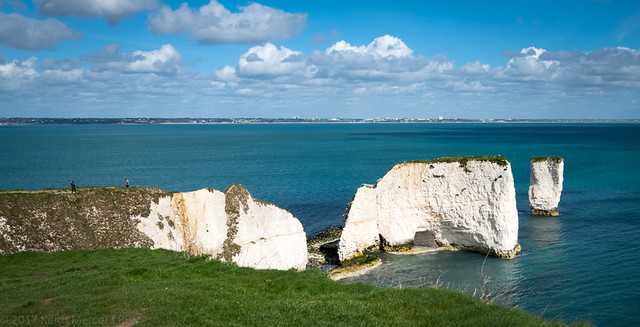 Old Harry Rocks 3