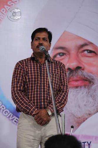 Vishal Doke from Otur, expresses his views