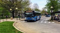 Montgomery County Transit Ride On 2008 Gillig Low Floor Advantage Diesel #5730