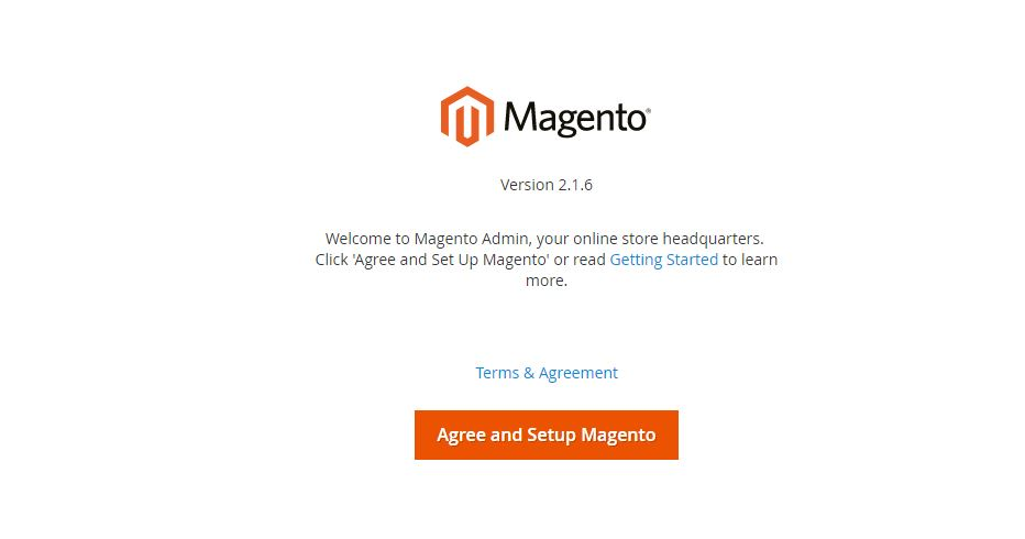 Install Magento 2.x.x with sample data