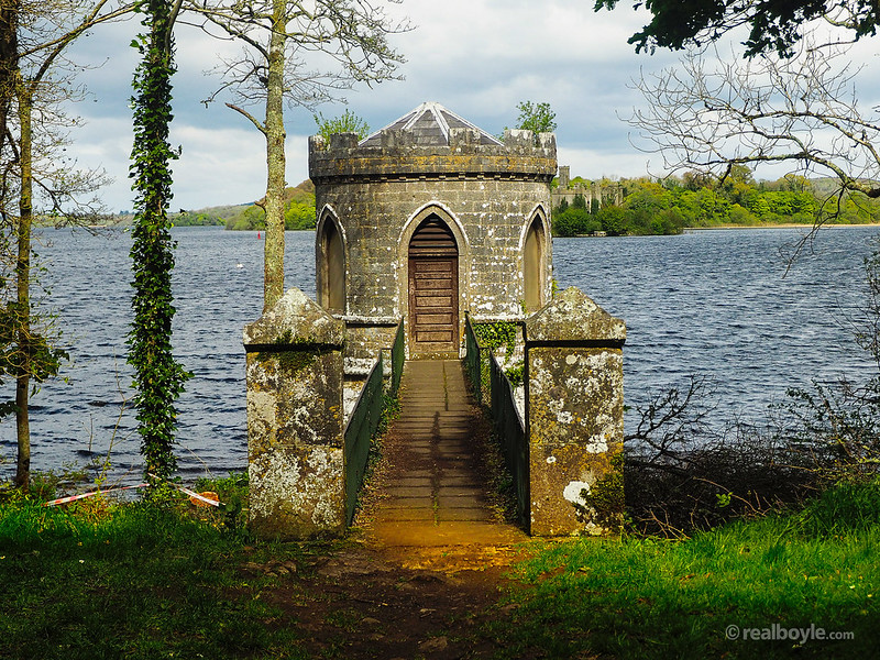 The Gazebo, Lough Key Forest Park