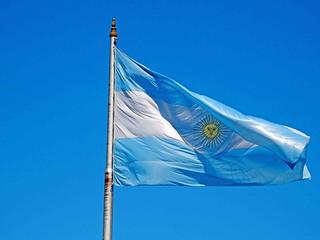 Argentinien | Flagge | flag | Fahne