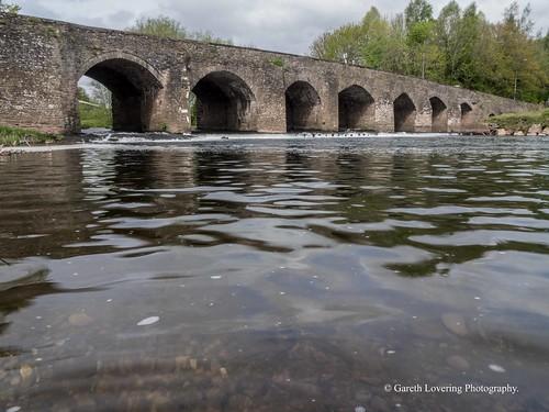 Llanfoist bridge Abergavenny 2017 04 27 #2 (Gareth Lovering Photography 3,000,594 views.)