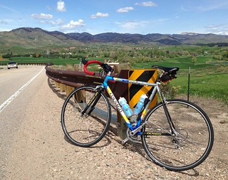 Pleasant Valley, Colnago, May 19
