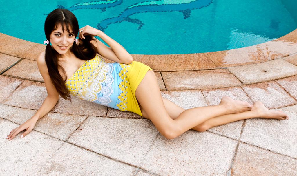 Lyudmyla 4   Fun shoot with Miss Ukraine Universe 2007 - Lyu