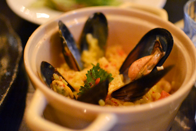 Provencal Baked NZ Mussels, Spathe Public House, Mohamed Sultan