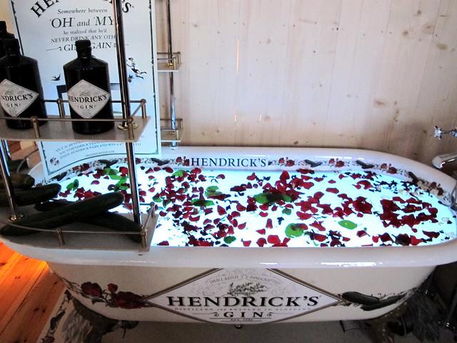 HENDRICK'S EVENT