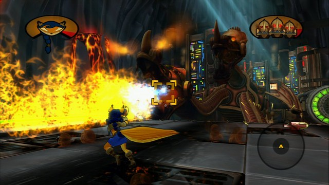 Sly Cooper : Voleurs à travers - Screenshot 3