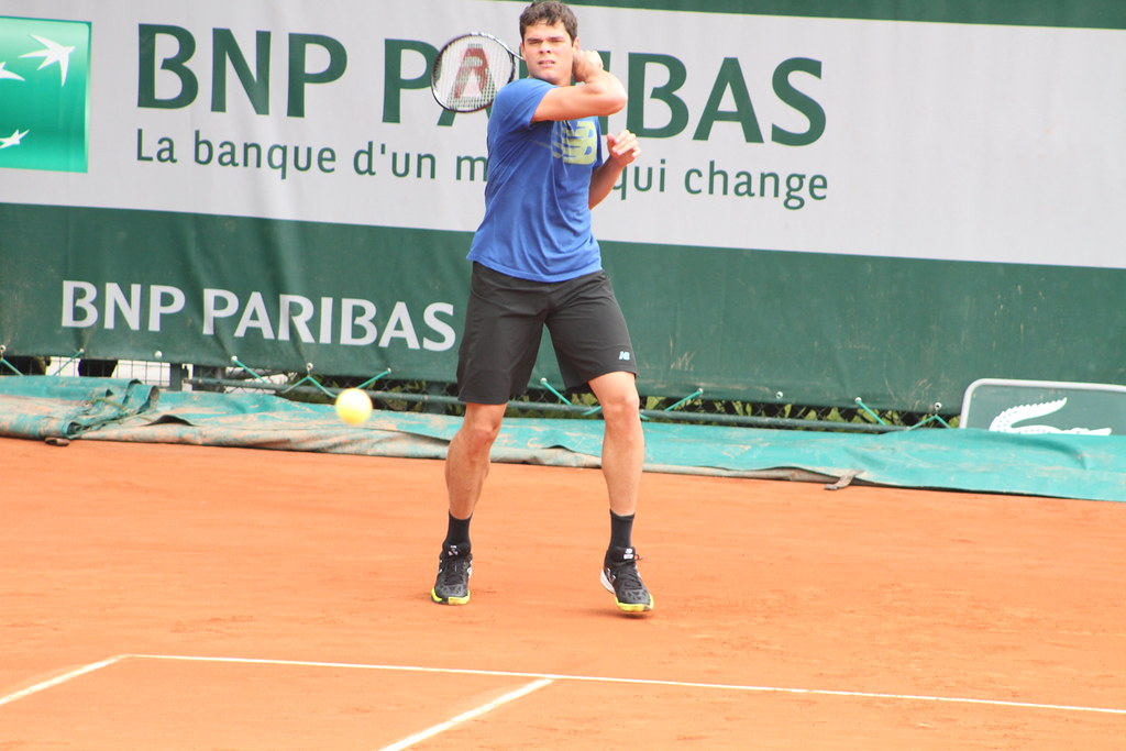 Milos Raonic