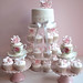 Vintage Cupcakes by Little Paper Cakes