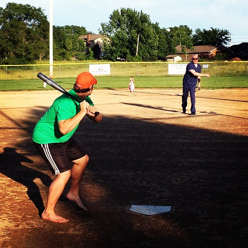Home Run Derby with Elder Creecy.