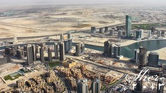 The rising Dubai | View from the top