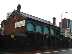 Picture of Warehouse Theatre (DEMOLISHED), 62 Dingwall Road