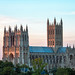 National Cathedral at Sundown