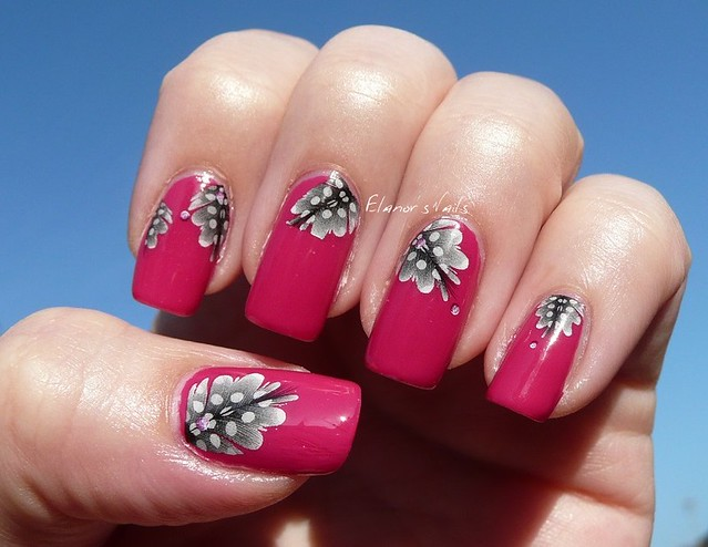 feather nail decals 7