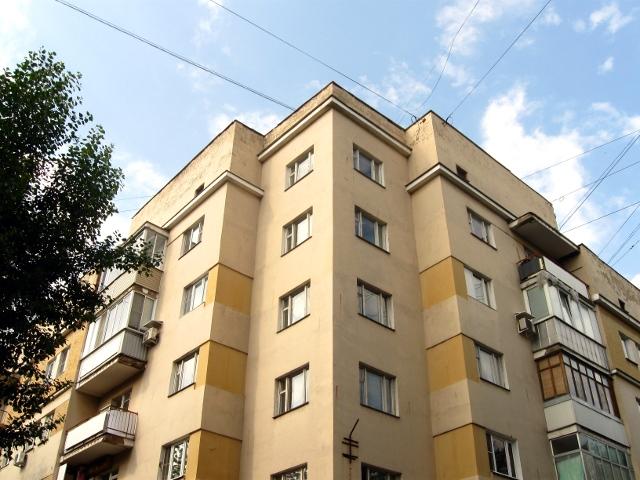 Хавско-Шаболовский жилой комплекс 07