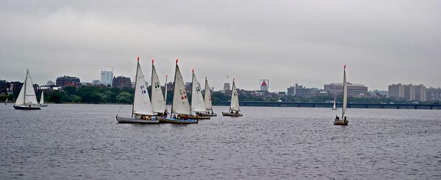 boat tour in boston - sailing boston