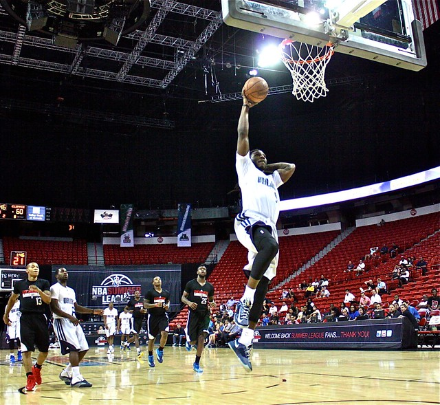 Jae Crowder - 2013 NBA Summer League