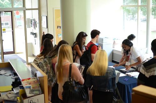 Registration Day - NSLC at Harvard Medical School