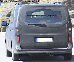 Prototipo Mercedes-Benz Viano 2014