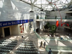 The West Wing Atrium of the National Gallery of Art, Washington, D.C.