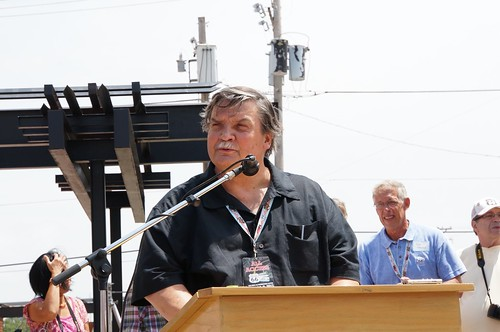 Opening Ceremony for the International Route 66 Festival, Joplin, Missouri