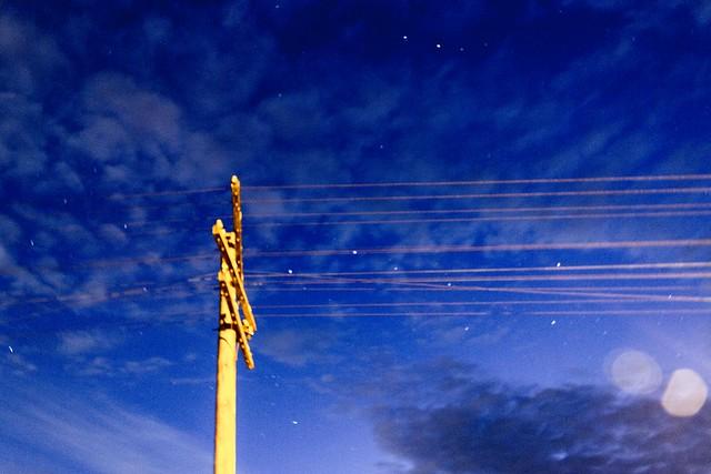 lo fi starry sky