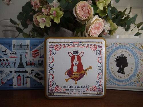 M&S Coronation Tins