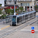 Small photo of Tramway de Tours, rue Nationale