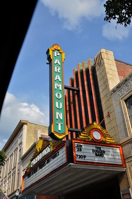 Paramount Theatre Bristol VA / TN