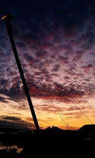 Belmullet sunset ( Explored 15/8/13)