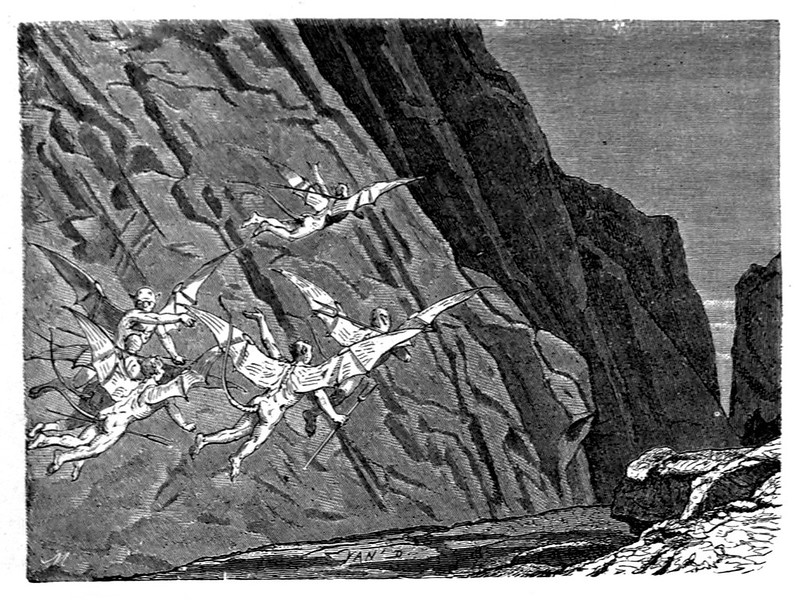 Jean-Edouard Dargent - Illustrations from Dante's Divine Comedy 1870 (26)