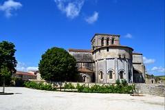 Marcillac Lanville Priory 3. Nikon D3100. DSC_0237