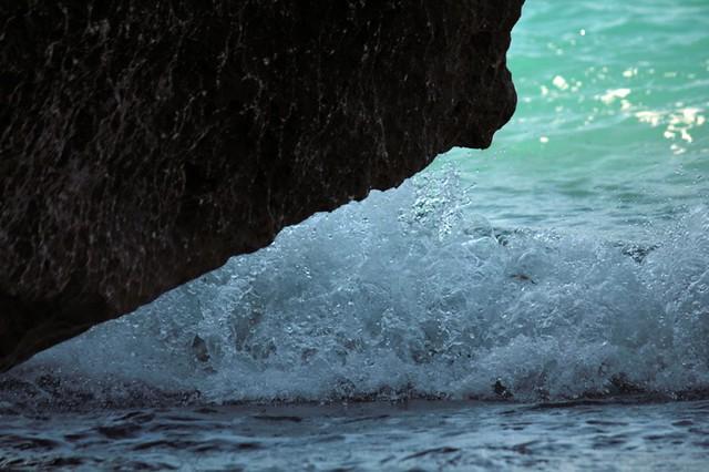 La spiaggia di Petra tou Romiou