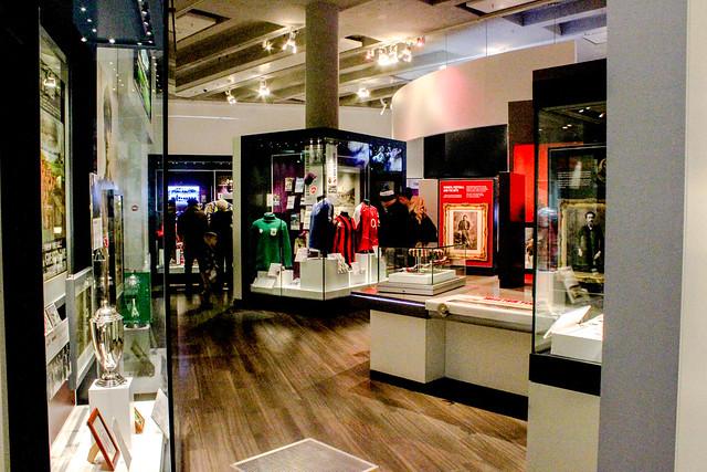 National Football Museum de Machester