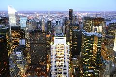 East Midtown skyline, NYC