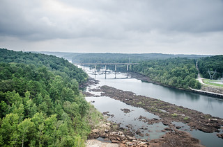 Lake Hartwell Dam-010