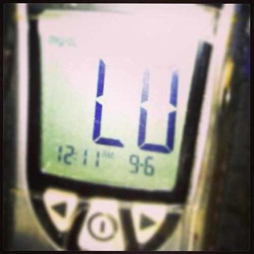 Inesperado y sintomático  #diabetes #tipo1 #type1 #dm1 #glicemia #glucosa #glucemia #glucose #bloodglucose #bgnow #low #baja #lo #cosasdeladiabetes #-20