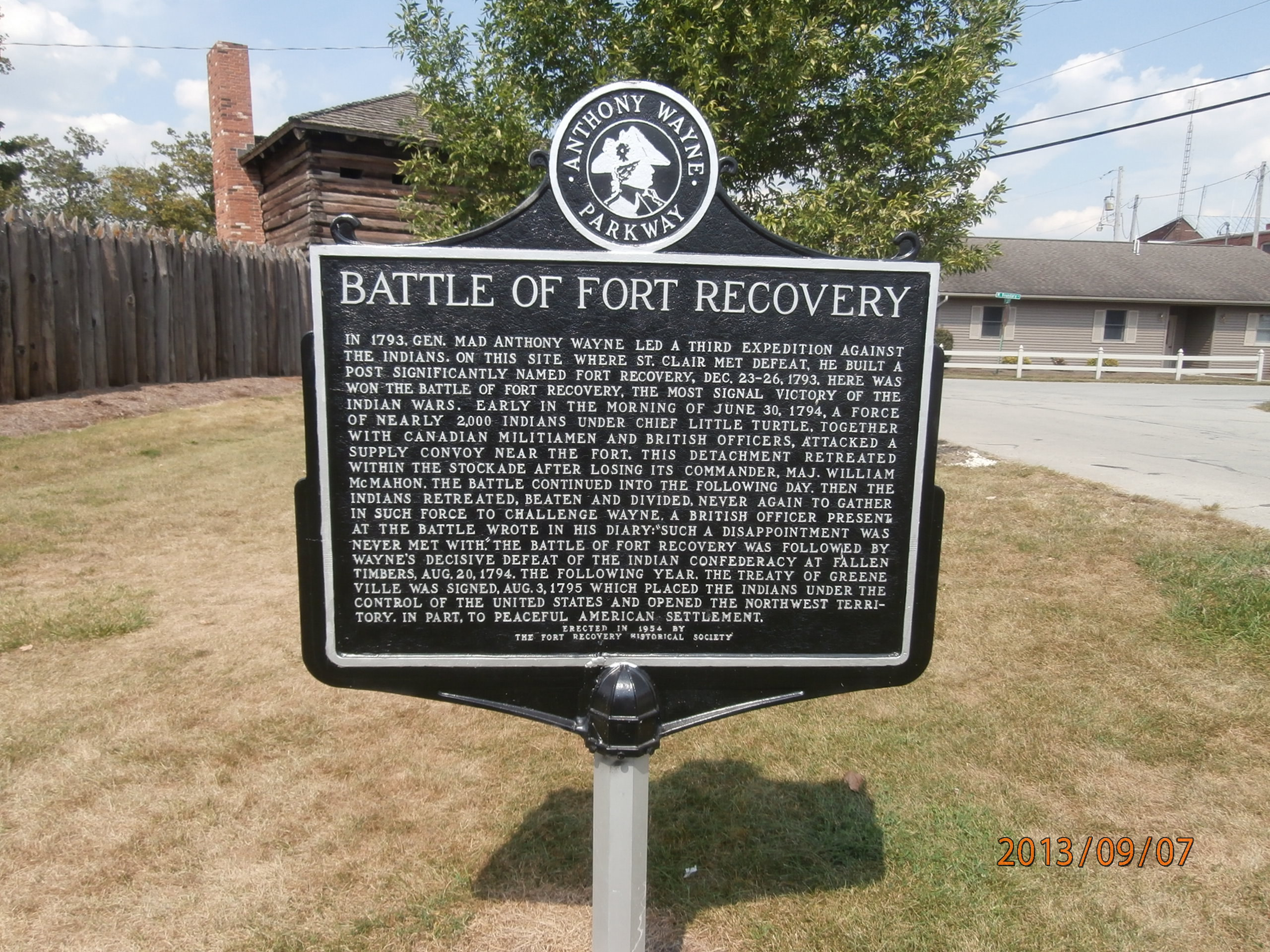 fort recovery Save see tripadvisor's fort recovery, oh hotel deals and special prices on 30+ hotels all in one spot find the perfect hotel within your.