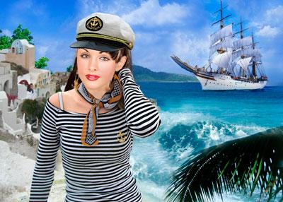 капитан морячка