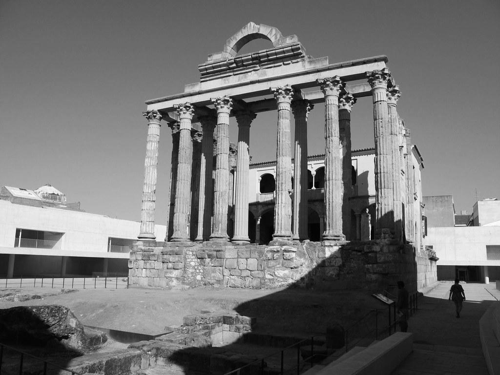 Templo de Diana_intervención_José María Sánchez