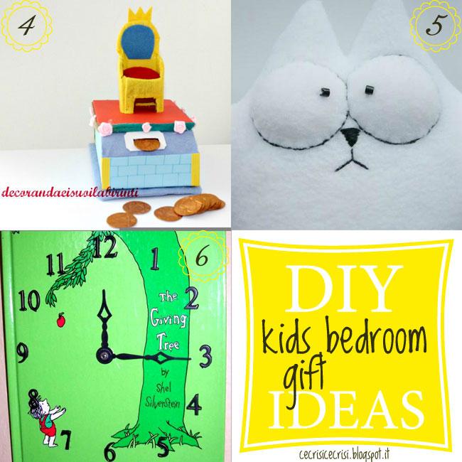 regali per la cameretta dei bambini http://cecrisicecrisi.blogspot.it/