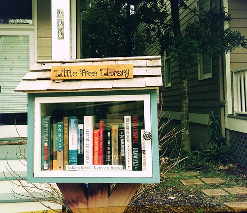 little free library, Memphis (by: Memphis CVB, creative commons)