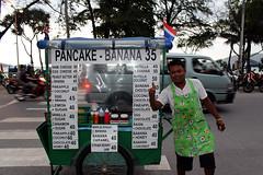 Pancake Banana, Patong, Thailand
