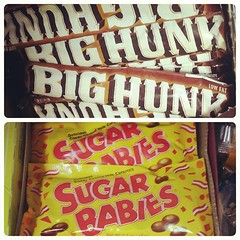 You be my #BigHunk, I'll be your #SugarBaby... (#BlakeShelton can sing it his way... I'll sing it mine...)