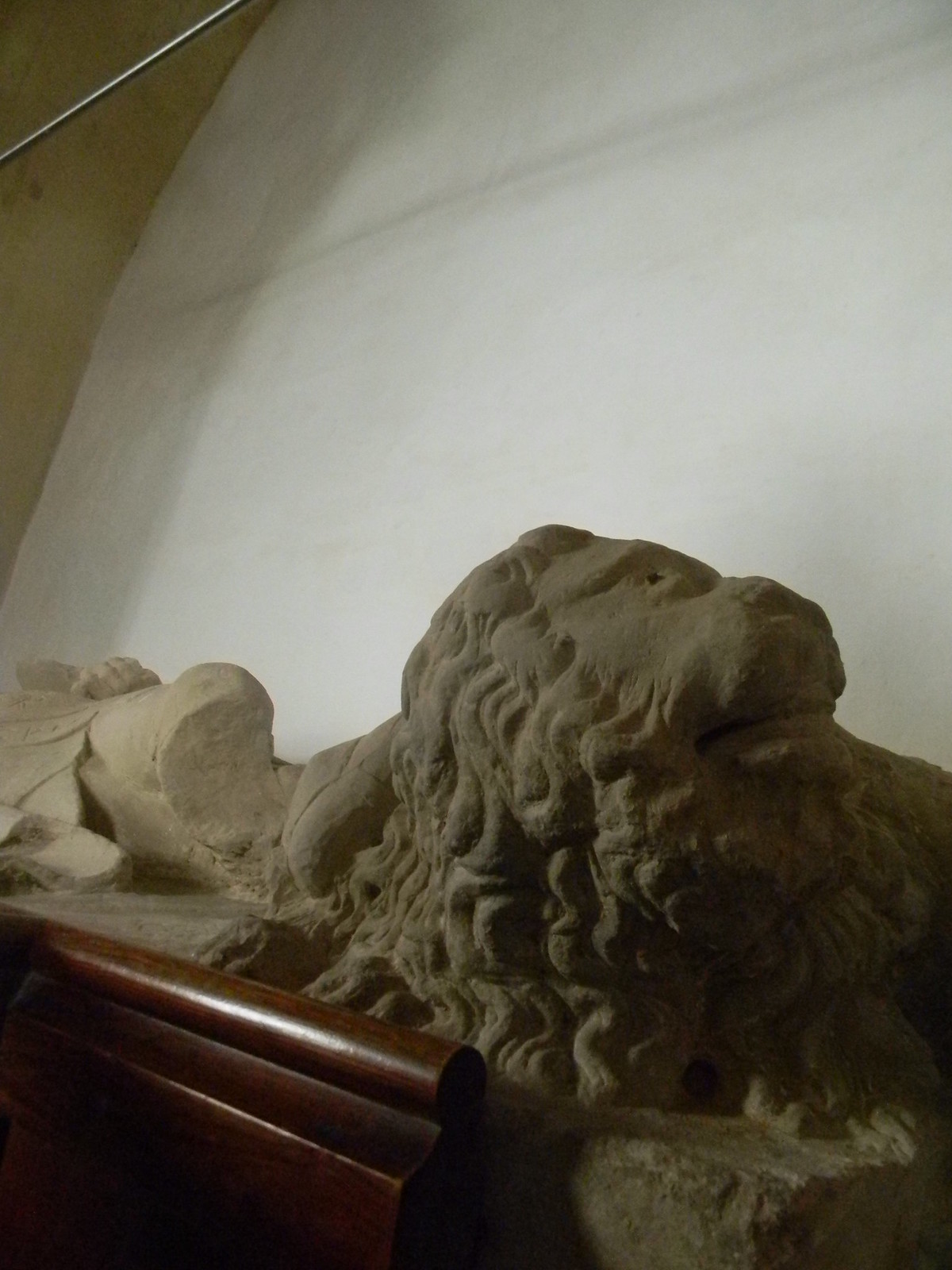Lion Goring Circular The Aldworth Giants