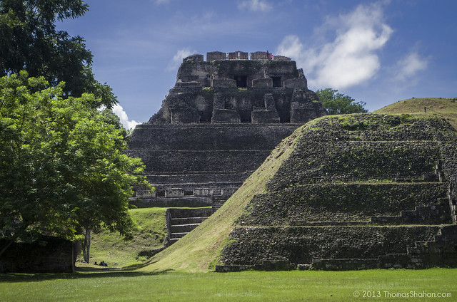 Xunantunich - Belize by CC user Thomas Shahan (49580580@N02) on Flickr