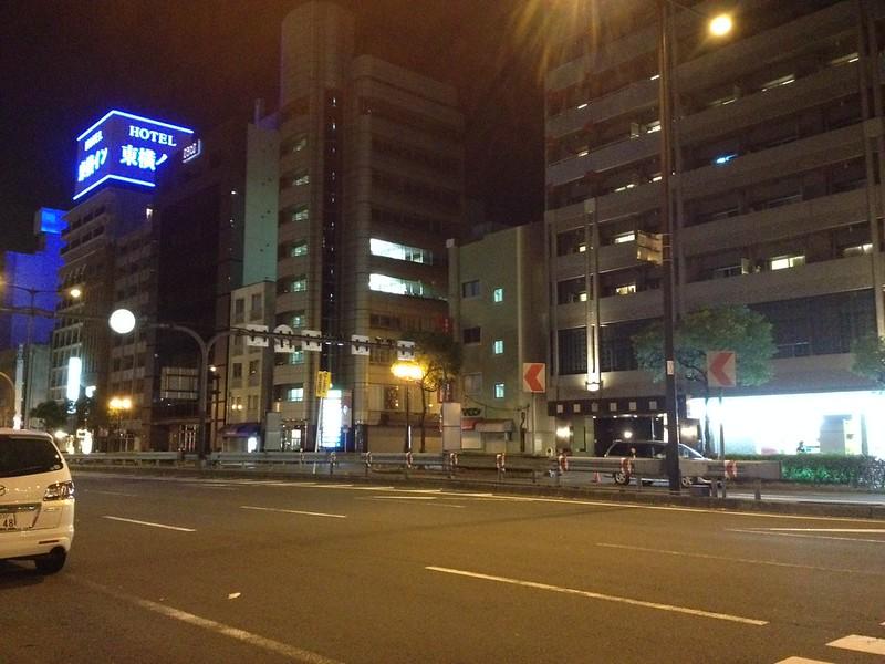 東横インなんば by haruhiko_iyota