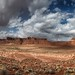 Monument Valley Pano by mikecullivan